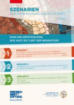 Nun sag Deutschland, wie hast du's mit der Migration?