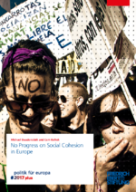 No progress on social cohesion in Europe