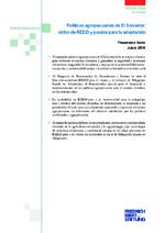 Políticas agropecuarias de El Salvador