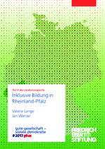 Inklusive Bildung in Rheinland-Pfalz