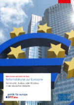 Reformdiskurse zur Eurozone