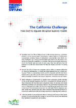 The California challenge