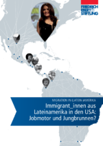 Immigrant ̲innen aus Lateinamerika in den USA