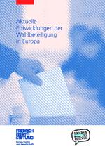 Aktuelle Entwicklungen der Wahlbeteiligung in Europa