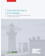 Smart Islands projects and strategies