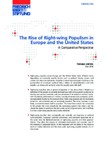 The rise of right-wing populism in Europe and the United States
