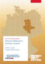 Inklusive Bildung in Sachsen-Anhalt