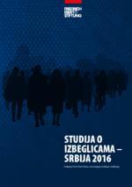 Studija o izbeglicama - Srbija 2016