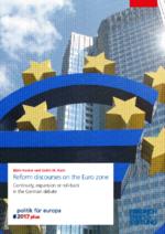 Reform discourses on the Euro zone