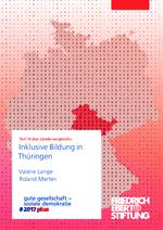 Inklusive Bildung in Thüringen