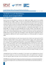 Turkish-Israeli relations