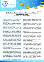 On the move; opportunities and challenges of migration for Europe and Israel