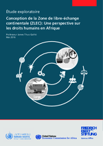 Conception de la Zone de libre-échange continentale (ZLEC)