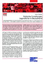 Politische Einstellungen Jugendlicher in Deutschland