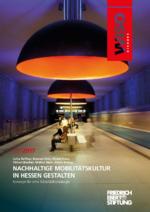 Nachhaltige Mobilitätskultur in Hessen gestalten