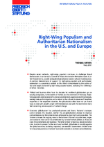Right-wing populism and authoritarian nationalism in the U.S. and Europe