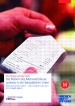 Die Reform des Mehrwertsteuersystems in der Europäischen Union