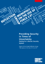 Providing security in times of uncertainty