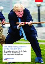 Was hält Europa zusammen? Die EU nach dem Brexit