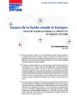 "Causas de la huida ""made in Europe"""