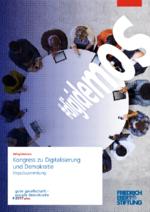 #digidemos - Kongress zu Digitalisierung und Demokratie