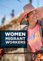 Women migrant workers in the Asean economic community