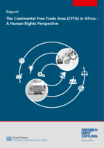 The Continental Free Trade Area (CFTA) in Africa - a human rights perspective