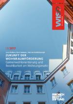 Zukunft der Wohnraumförderung