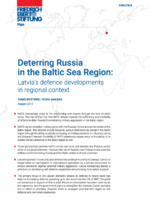 Deterring Russia in the Baltic Sea region