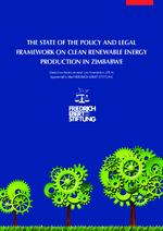 The state of the policy and legal framework on clean renewable energy production in Zimbabwe
