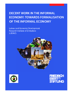 Decent work in the informal economy