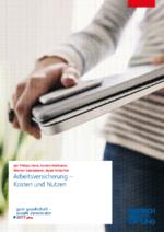 Arbeitsversicherung - Kosten und Nutzen