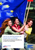 Die EU aus der Perspektive der Bürgerinnen und Bürger