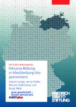 Inklusive Bildung in Mecklenburg-Vorpommern
