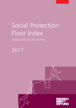 Social protection floor index 2017