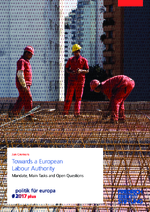 Towards a European labour authority