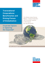 Transnational corporations: beneficiaries and driving forces of globalization