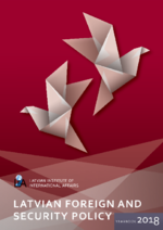 Latvian foreign and security policy