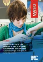 Berufsschulen in der dualen Ausbildung und regionalen Wirtschaft