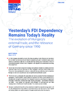Yesterday's FDI dependency remains today's reality