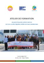 Atelier de formation des points focaux des syndicats membres du Réseau Syndical Migrations Méditerranéennes Subsahariennes
