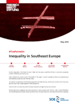 Inequality in Southeast Europe