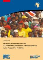 O conflito Moçambicano e o processo de paz numa perspectiva histórica