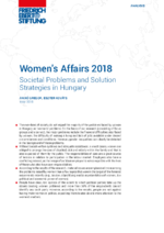 Women's affairs 2018