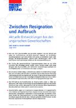 Zwischen Resignation und Aufbruch