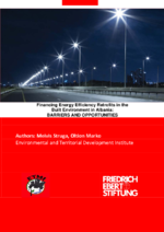 Financing energy efficiency retrofits in the built environment in Albania