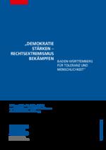 Demokratie stärken - Rechtsextremismus bekämpfen