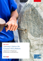 Germany's options for European policy reform