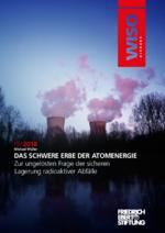 Das schwere Erbe der Atomenergie