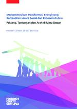 Mempromosikan transformasi energi yang berkeadilan secara sosial dan ekonomi di Asia